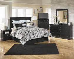 Maribel 3 Pc. Bedroom - Dresser, Mirror & Queen/Full Panel Headboard ...