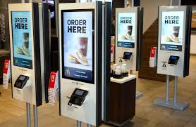 Mcdonalds Vending Machine Adorable McDonald's To FULLY Implement Kiosks By 48 Creative Geniusess