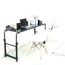 Over bed desk Bed Ikea Rolling Ecdevelopmentorg Rolling Bed Table Rolling Bed Table Table Over Bed Desk Desk Sliding