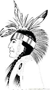 Native American Art Coloring Pages Packed With Native Coloring Pages