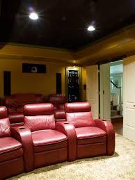 lighting ideas ceiling basement media room. Media Room After Basement Renovation Lighting Ideas Ceiling A