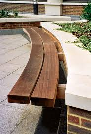 types of timber for furniture. Hardwood Timber Seat Type 4 Wall Seat, Outdoor Seating By Woodscape. #outdoor Types Of For Furniture