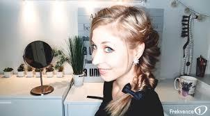 Hairstyle S Ellie Ležérní účes Vyzkoušejte úžasný Kroucený Cop