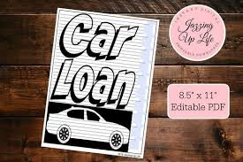Car Loan Payoff Tracking Chart Dave Ramsey Debt Snowball