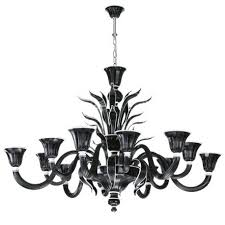 murano glass chandelier glass chandelier in black and white glass lights murano glass chandelier spare parts