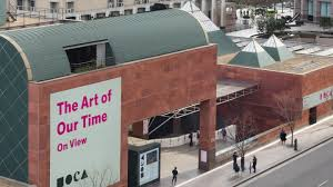 Image result for moca los angeles building