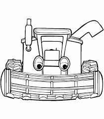 Tractor Tom Coloring Book Coloring Page