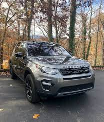 2018 Land Rover Discovery Sport Hse Corris Grey W Ebony Interior Land Rover Discovery Sport Dream Cars Range Rovers Sports Cars For Sale
