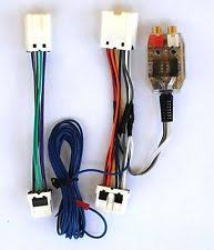 nissan altima wiring harness infiniti nissan factory radio add amplifier amp interface adapter wiring harness fits nissan altima