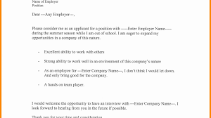 Strong Cover Letter New Good For Resume Of Closing Statements