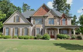 Charming Clairemont Newer Neighborhood Of Homes In Lawrenceville GA By CCM Builder