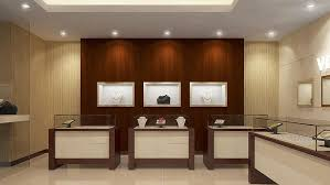Jewelry Store Interior Design Cool Inspiration