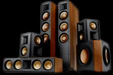 klipsch home speakers. polk home theater systems · tower speakers klipsch