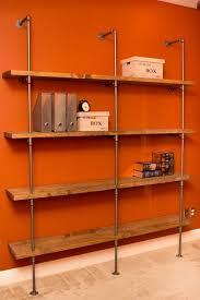 office shelving units. industrial modern pipe shelving unit furniture 36 office units