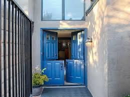 glass dutch door double dutch doors with clear glass squares top panels model factory painted blue glass dutch door