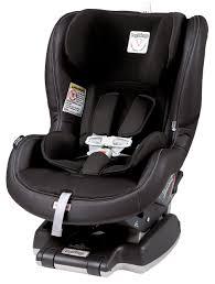 2016 peg perego 5 65 convertible car seat licorice black leather
