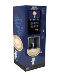 Lavazza Coffee Vending Machine Interesting Lavazza Lusso LTT Vending