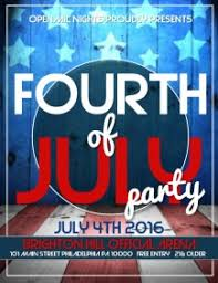 620 Customizable Design Templates For 4th Of July Postermywall