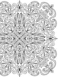 Small Picture 15 CRAZY Busy Coloring Pages for Adults Page 13 of 16 Nerdy Mamma