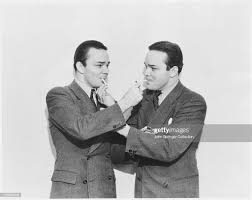 Twin Actors Claude and Clarence Stroud News Photo - Getty Images