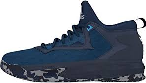 adidas basketball shoes damian lillard. adidas d lillard 2 mens basketball shoe 4 tech steel-navy-white shoes damian l
