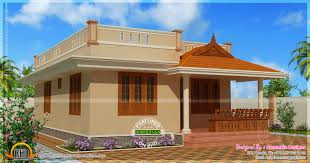 Small House Single Storied In Square Feet Kerala Home Photos