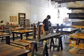 Choosing a selection results in a full page refresh. James James Branching Out With Handcrafted Wood Furniture Fayetteville Flyer