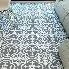 Decorative Tile Designs Peel And Stick Decorative Floor Decals Mirth Studio Regarding Tile 40