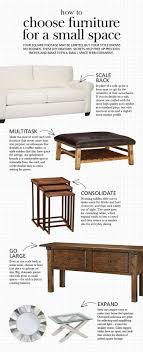 about space furniture. How To Choose Furniture For A Small Space | Pottery Barn About