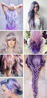 Lilac Hair Wish I Had The