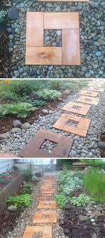 wood walkway ideas 5 pathway diy tutorials photo diy and stone