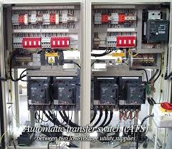 automatic generator transfer switch amp wiring diagram custom automatic generator transfer switch photo of a c electric glen rock united states amp installation