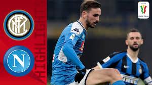 Inter 0-1 Napoli   Ruiz's Superb Curler Gives Napoli The Edge!   Semi-final