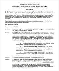 report writing format template sample report writing format  25 business report template sample example format