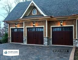 garage door wraps jamb canada