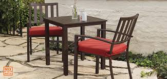 outdoor furniture for small spaces. fine spaces mix u0026 match small space seating sets throughout outdoor furniture for small spaces j