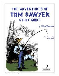 adventures of tom sawyer study guide details rainbow adventures of tom sawyer study guide main photo cover