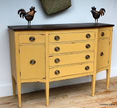 yellow furniture. Fancy Distressed Furniture Yellow 1000 Ideas About Painted On Pinterest C