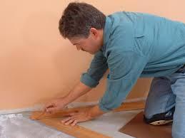 how to install vinyl tile flooring