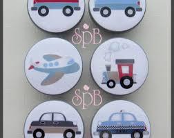 dresser knobs for boy. transportation knobs \u2022 airplane car truck train taxi kids dresser for boy e
