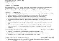 Cover Letter Resume Sample For Engineers Production Engineer Pdf