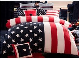 twin xl american flag Beddinginn