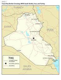 المعابر الحدودية والسياسات الإقليمية في العراق - مركز كارنيغي للشرق الأوسط  - مؤسسة كارنيغي للسلام الدولي