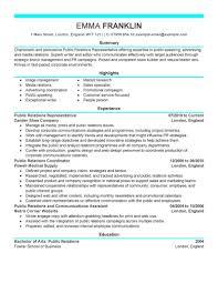 Jd Templates Public Relations Marketing Modern Specialist Job