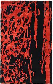 safavieh red wool rug 6