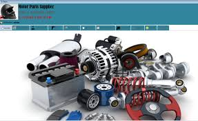 Engine Parts Design Motor Parts Supplier Sales And Inventory System V101