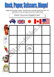 Defining relative clauses (also called identifying relative clauses or restrictive relative clauses) give detailed information defining a general term or expression. Reduced Relative Clause Rock Paper Scissors Bingo Esl Worksheet By Jessefriday