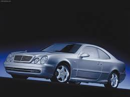 Front bumper, rear bumper, side skirts, front wheel arches, rear wheel arch extensions. Mercedes Benz Clk430 Coupe 1999 Pictures Information Specs