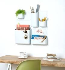 wall hanging office organizer. Wall Office Organizer System Perch From Modular Magnetic Mounted Storage Systems Hanging