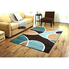 area rug teal brown mainstays drizzle rugs furniture remarkable large carpets medium size